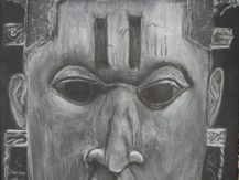 african-mask-pastel-on-paper-drawing-yr-10-student